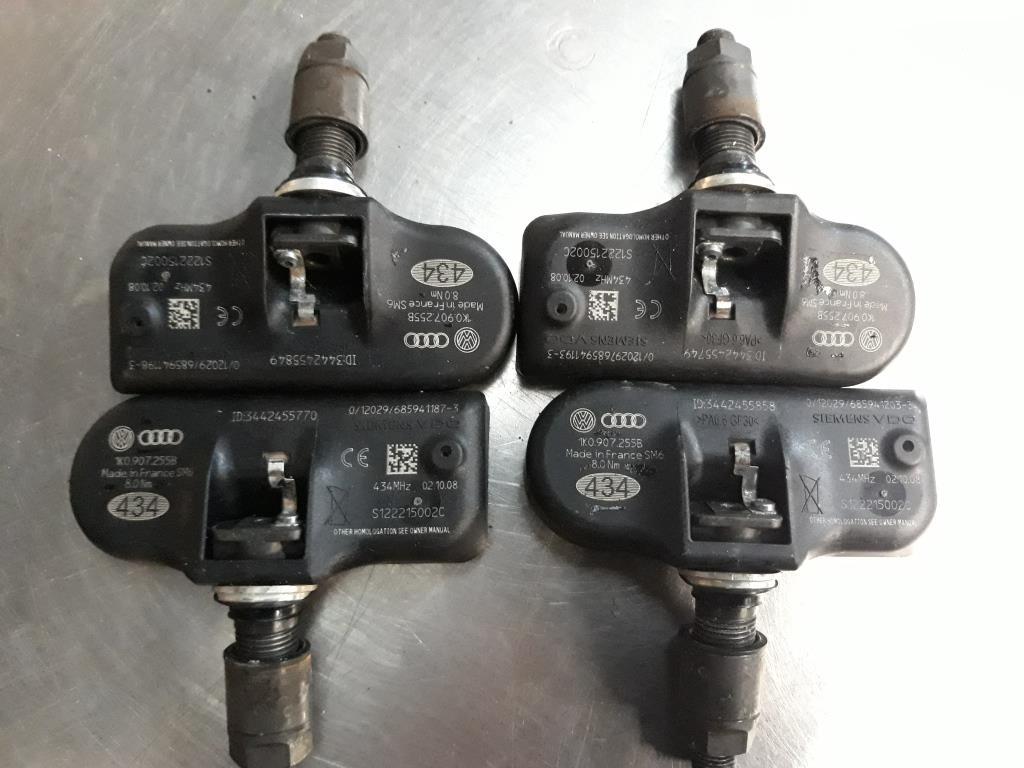 Датчики давления шин VW Audi