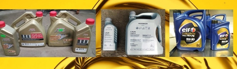 Моторное масло из Германии - оригинал