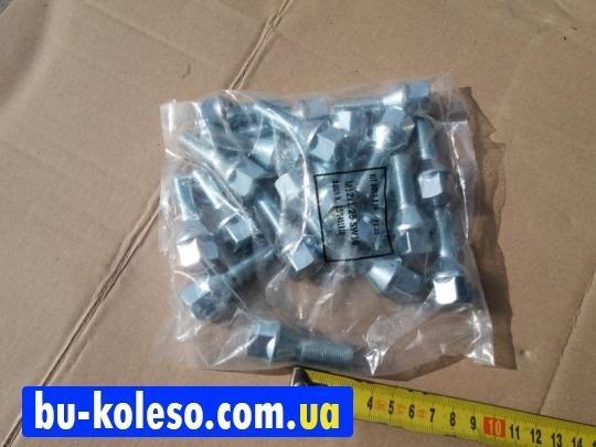 Болты крепления дисков  М12х1,25х30 конус