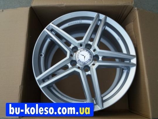 Диски R17 5x112 Mercedes W212 W204 W220 W140 Vito