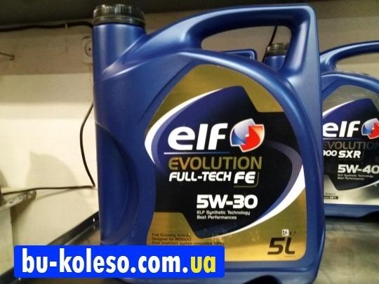 Моторное масло ELF 900 Full-Tech Fe 5W30 5 л