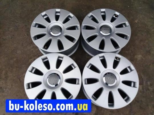 Диски AUDI А6 A4 VW SCODA R16 5x112