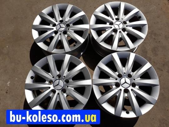 Диски R16 5x112 Mercedes W246 W245 VITO 447