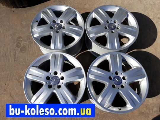 Диски R17 5x112 Mercedes ML W163 W212 C207