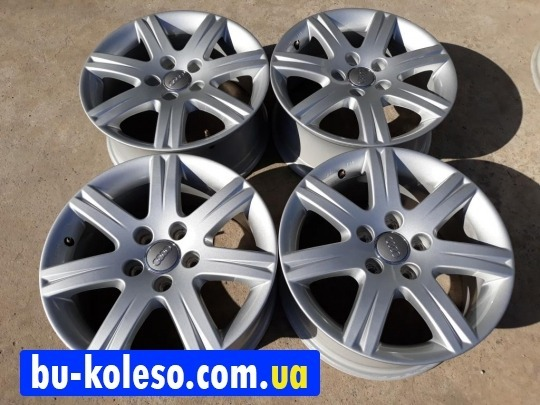 Диски R16 5x112 Audi A6 A4 Vw Passat Golf Skoda
