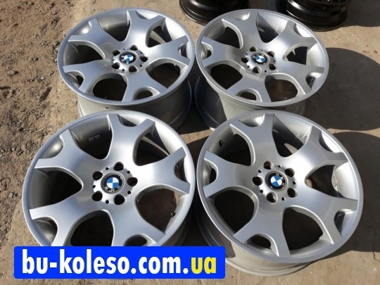 Диски BMW X5 E53 R19 5x120 разноширокие