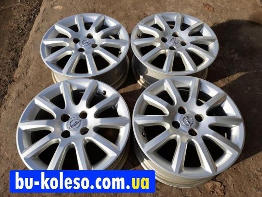 Диски R16 4x100 Opel Astra Combo Meriva Corsa Karl Aveo