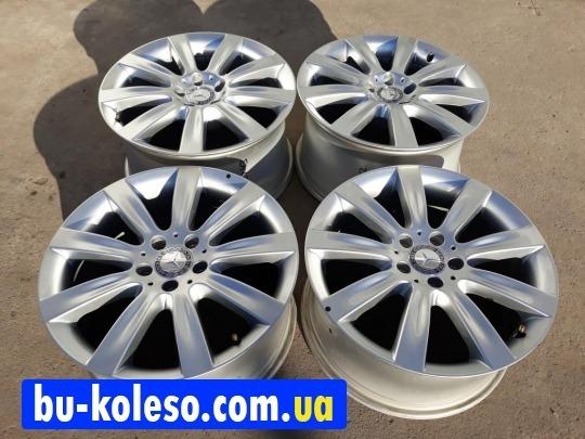 Диски R18 5x112 Mercedes CL500 S600 W216 W221 W222 C217