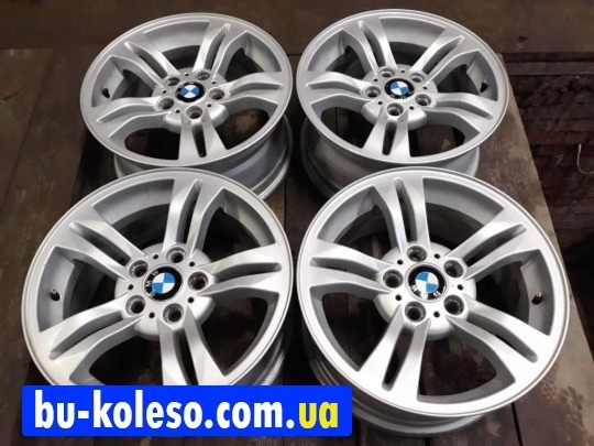 Диски R17 5x120 BMW X3 E83 Z4 X5 E53