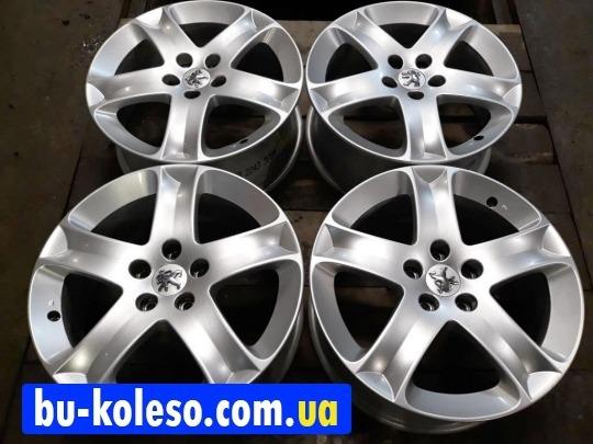 Диски Peugeot 3008 407 508 605 607 R17 5x108 Volvo