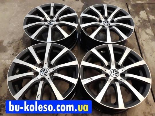 Диски R17 5x112 Vw Skoda Seat Audi