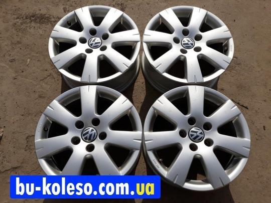 Диски VW PASSAT B7 B6 B5 R16 5x112 Jetta Touran Caddy
