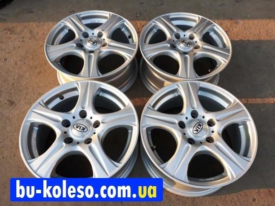 Диски R15 5x114.3 Kia Mazda Mitsubish Hyundai