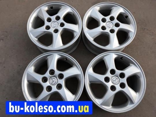 Диски R15 5x114.3 Mazda Atenza Capella MPV Premacy Kia