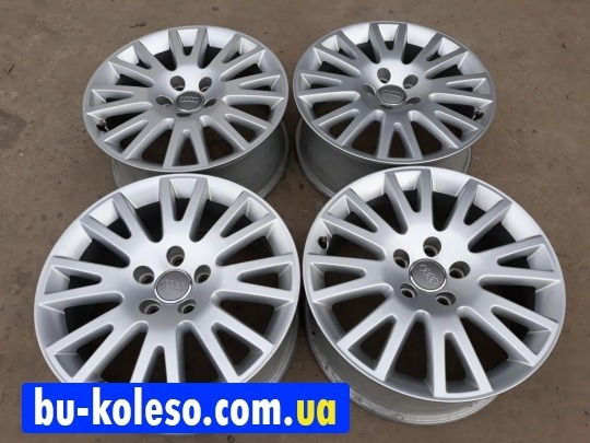 Диски R17 5x112 Audi A4 A6 S4 S6 S4 A3