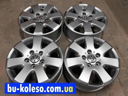 Оригинальные диски VW MULTIVAN Т5 R16 5x120 Т5 Р16