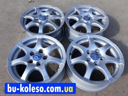 Диски R15 5x112 Mercedes W124 Vito 638
