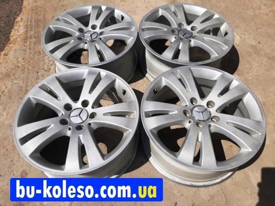 Диски R17 5x112 Mercedes Vito W204 W212 W220 W140