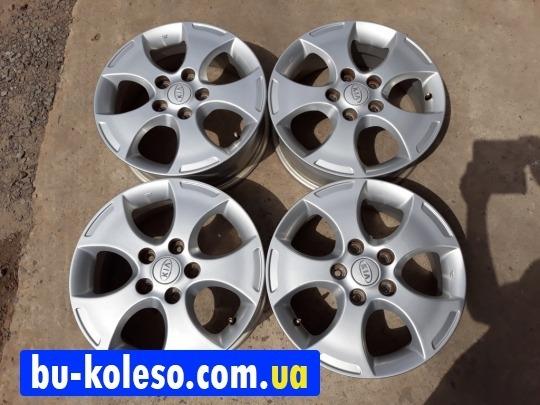 Диски R16 5x114.3 Kia Ceed Hyundai I30 Mazda Toyota