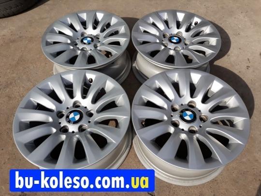 Диски BMW E90 F30 E87 X1 Z3 R16 5x120