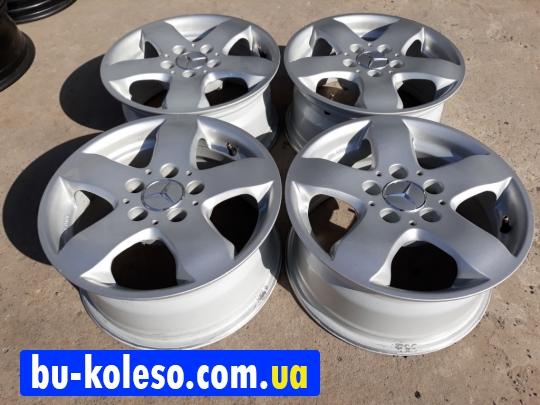 Диски Mercedes W124 W203 Vito 638 R15 5x112