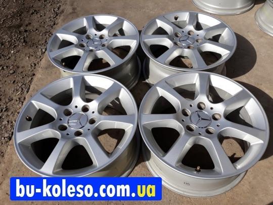 Диски R16 5x112 Mercedes W211 W210 W203 W209