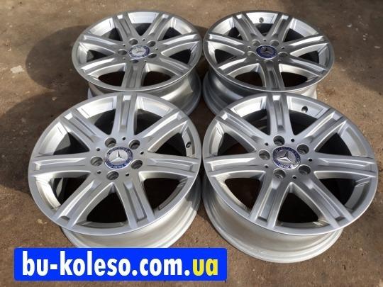 Диски R16 5x112 Mercedes W212 W211 W210 W204 W203
