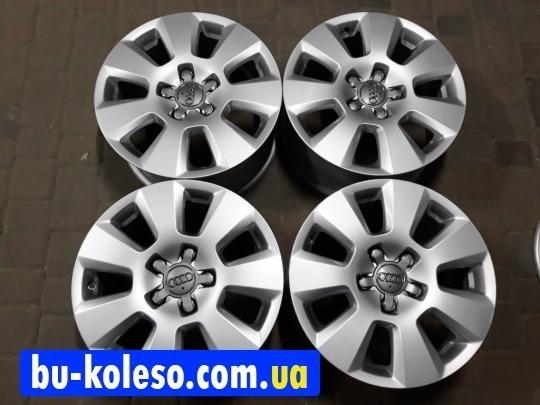 Диски VW SCODA AUDI A4 A6 A8 R16 5x112 Ауди