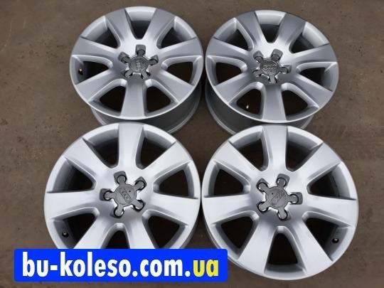 Оригинальные бу диски Ауди А8 R18 5x112 Audi А7 А6 Аллроад А5