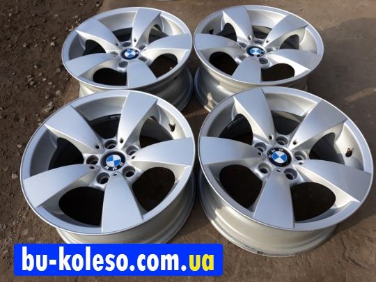 Оригинальные диски BMW E60 E61 E64 E38 R17 5x120 138 стиль