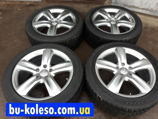 Диски AUDI Q7 R20 5x130 VW TOUAREG Шины 275/45R20