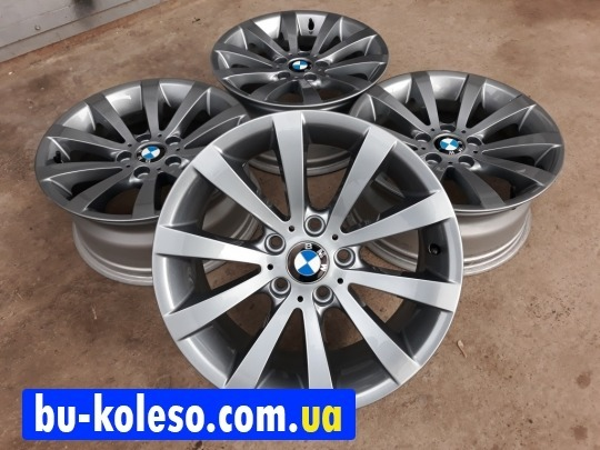Бу диски R17 5х120 BMW F34 F31 Z4 E90 E89 X1