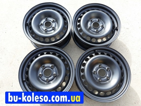 Диски R15 5x112 Audi A4 A5 Vw Skoda Seat 8D0 601 027  8D0601027