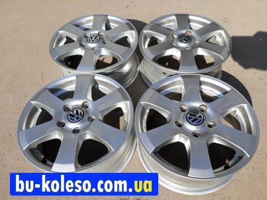 Диски R15 5x112 Mercedes Vw Caddy T4 Golf Skoda Seat Audi