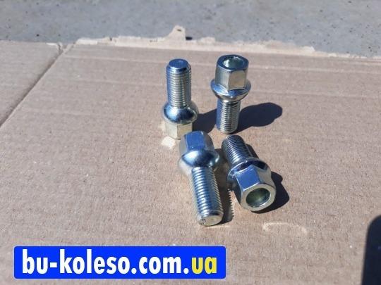 Болт колесный 14х1.5х27 сфера Febi Германия AUDI VW