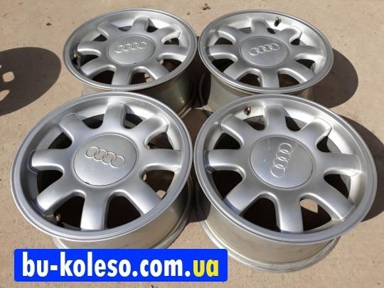 Диски R15 5x112 Audi A4 A6 Vw