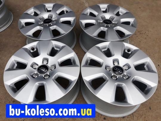 Диски Audi А4 А6 VW Skoda AUDI A4 A6 A8 R16 5x112