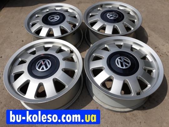 Диски Vw Caddy Т4 Golf Touran R15 5x112