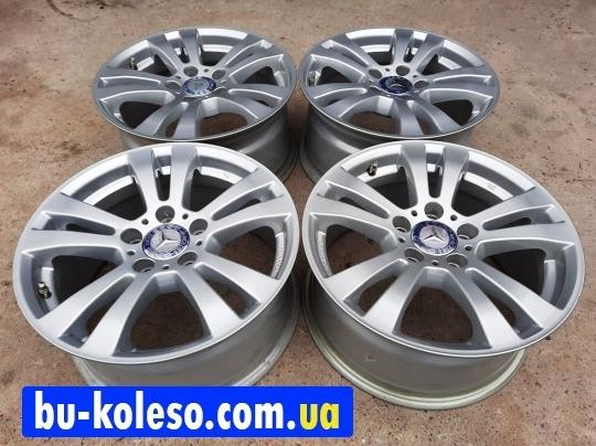 Диски R16 5x112 Mercedes Vito W212 W204 W140 W221