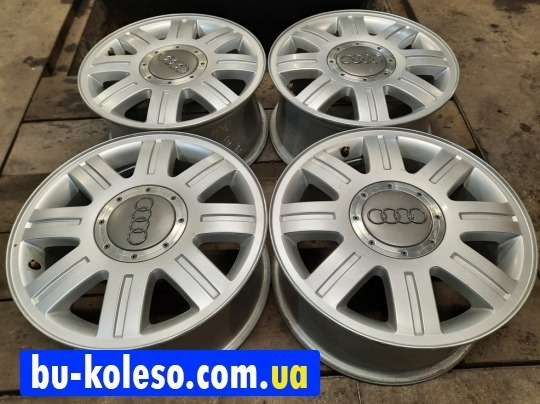 Диски Audi 100 A6 Vw Caddy Т4 Skoda A5 R15 5x112