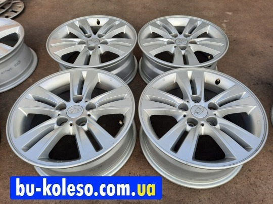 Диски R16 5x114.3 Kia Sportage III