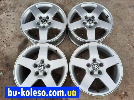 Диски R16 5x112 Vw Jetta T4 Caddy Audi Skoda Mercedes Vito