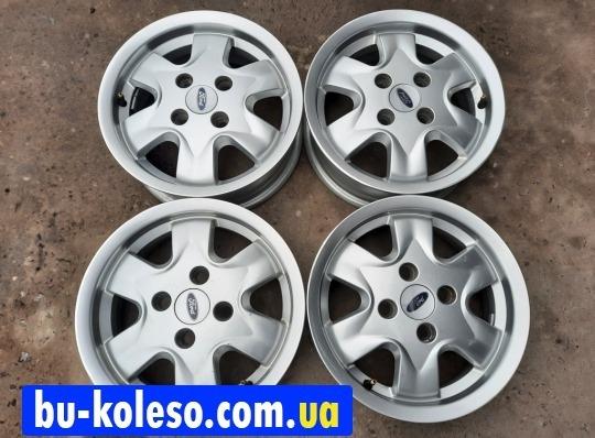 Диски R14 4x108 Ford Ka Fiesta Focus Mondeo