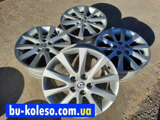 Диски R17 5x114.3 Mazda CX5 5 6 MX5 MPV Atenza Honda