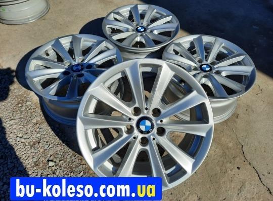 Диски BMW F10 R17 5x120 F01 F02 F04 Z4 E89 X1 E84