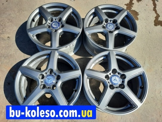 Диски R16 5x112 Mercedes Vito W212 W220 W124 W221 W204