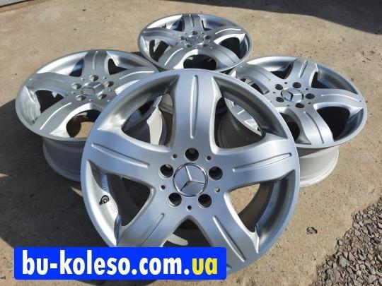 Диски Mercedes Vito W163 W140 W220 W212 R17 5x112 Audi