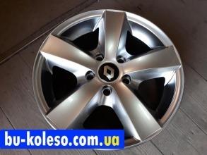 Диски R16 5x118 Opel Vivaro Renault Trafic Dezent новые