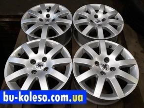 Диски R16 4x108 Peugeot 307 206 207 3008 Citroen