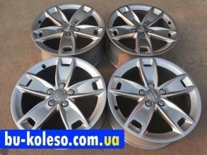 Стильные диски Audi A3 R17 5x112 8P0